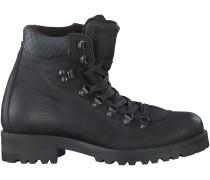 Schwarze Omoda Boots 609MR