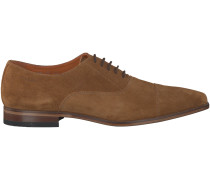 Cognac Van Lier Business Schuhe 6004