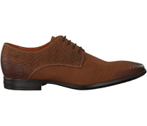 Cognac Van Lier Business Schuhe 96050