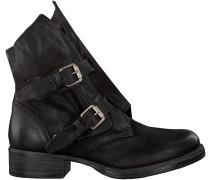 Schwarze Mjus Biker Boots 185651