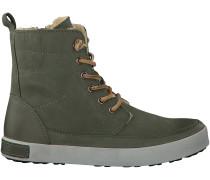 Grüne Blackstone Ankle Boots CK01