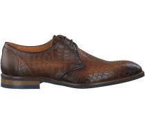 Cognac Omoda Business Schuhe 8400