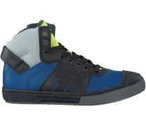 Blaue Hip Sneaker H1388