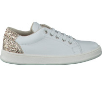 Weiße Clic Sneaker CL8994