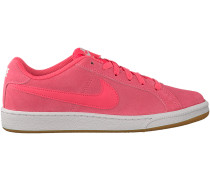 Rosa Nike Sneaker COURT ROYALE SUEDE WMNS