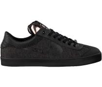 Schwarze Cruyff Classics Sneaker FLASH