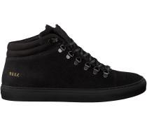 Schwarze Nubikk Sneaker JHAY CORD ALL