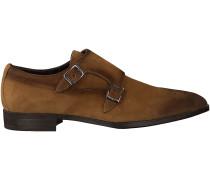 Braune Giorgio Business Schuhe HE50243