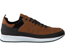 Cognac HUB Sneaker ZONE