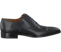 Schwarze Van Bommel Business Schuhe 16199