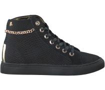 Schwarze Replay Sneaker MENHA