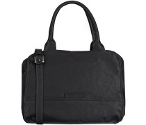 Schwarze Shabbies Handtasche 212020001