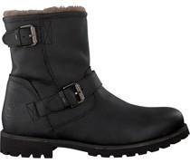 Panama Jack Ankle Boots Faust Igloo C18 Schwarz Herren