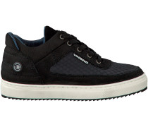 Schwarze Vingino Sneaker ELIA