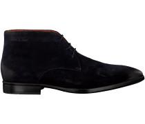 Blaue Van Lier Business Schuhe 6131