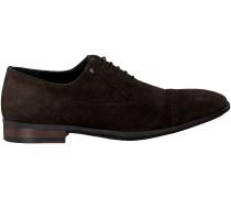 Braune Van Bommel Business Schuhe 16218