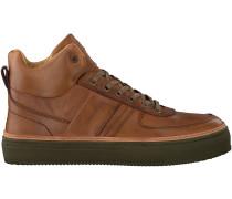 Cognac Tommy Hilfiger Sneaker BLANC 1A