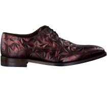 Rote Floris van Bommel Business Schuhe 14237