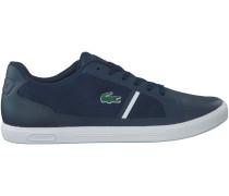 Blaue Lacoste Sneaker STRIDEUR