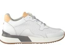Fred de la Bretoniere Sneaker Low 101010133 Frs0632 Weiß Damen