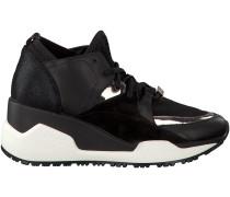 Schwarze Liu Jo Wedge Sneaker S67197