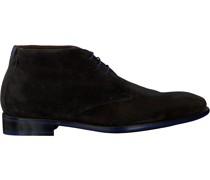 Floris Van Bommel Business Schuhe 20376 Grau Herren