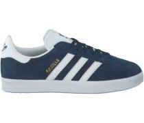 Blaue Adidas Sneaker GAZELLE DAMEN