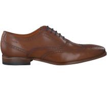 Cognac Van Lier Business Schuhe 6008