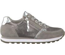 Graue Gabor Sneaker 335