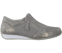 Silberne Gabor Sneaker 86.352