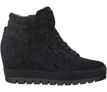 Schwarze Gabor Boots 675