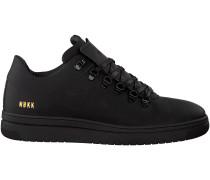 Schwarze Nubikk Sneaker YEYE CLASSIC GUM HERREN