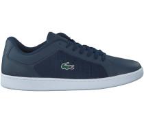 Blaue Lacoste Sneaker ENDLINER