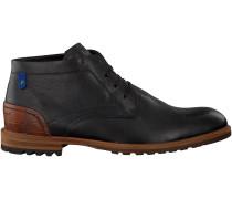 Schwarze Floris van Bommel Ankle Boots 10907