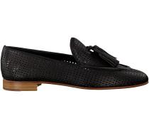 Schwarze Pertini Loafer 14940
