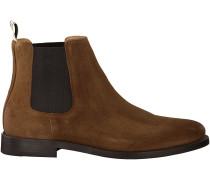 Cognac Gant Chelsea Boots MAX