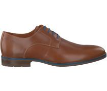 Cognac Van Lier Business Schuhe 95172