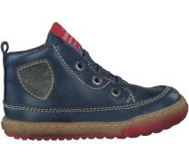 Blaue Shoesme Babyschuhe EF6W004