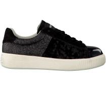 Schwarze Replay Sneaker MORRISEY