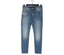 Slim Fit Jeans 163223 - Skim Super Slim Fit J Blau Herren