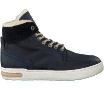 Blaue Hip Sneaker H2737