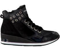 Schwarze Replay Sneaker PLANT