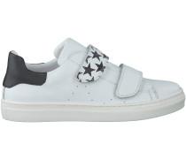 Weisse Omoda Sneaker 543STAR