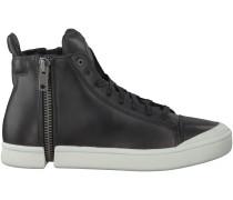 Schwarze Diesel Sneaker S-NENTISH