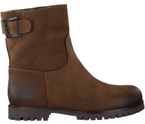 Braune Omoda Ankle Boots 8301
