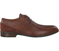 Cognac Van Lier Business Schuhe 5340
