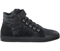 Schwarze Replay Sneaker KILGARVE