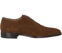 Cognac Van Bommel Business Schuhe 16199
