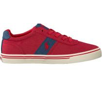Rote Polo Ralph Lauren Sneaker HANFORD