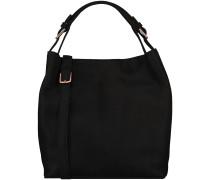 Schwarze Fred de la Bretoniere Handtasche 232010009